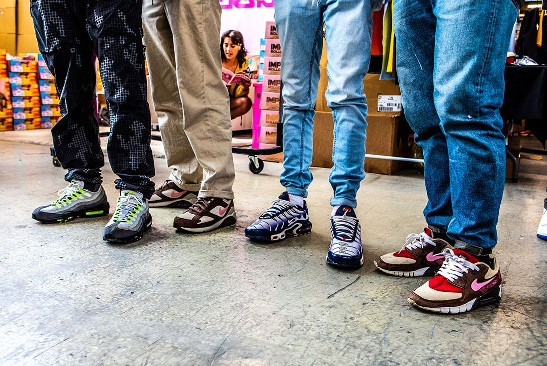 Sneaker Freaker Swap Meet October 2019 On Foot24