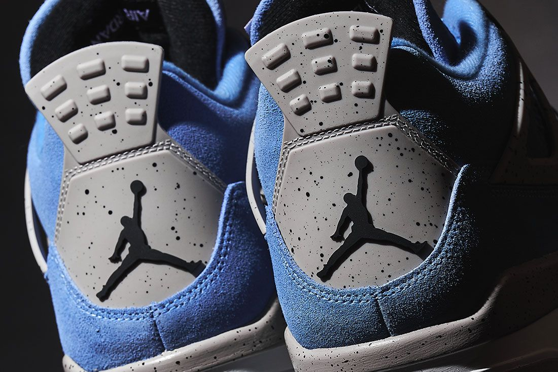 Air Jordan 4 University Blue JD Sports CT8527-400