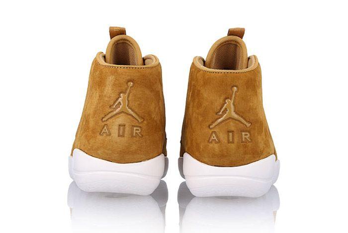 Jordan Eclipse Chukka Leather Light Brown Sneaker Freaker 2