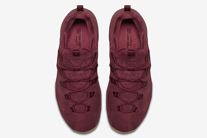 Nike Le Bron 13 Low Team Red6