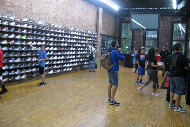 Flight Club New York City Store