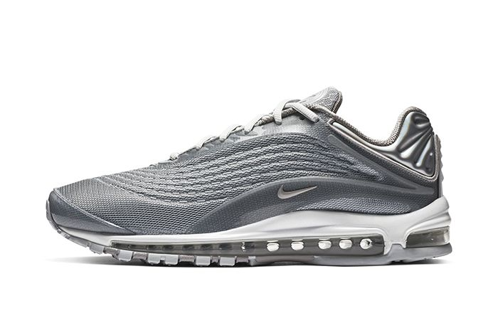 Nike Air Max Deluxe Silver 5