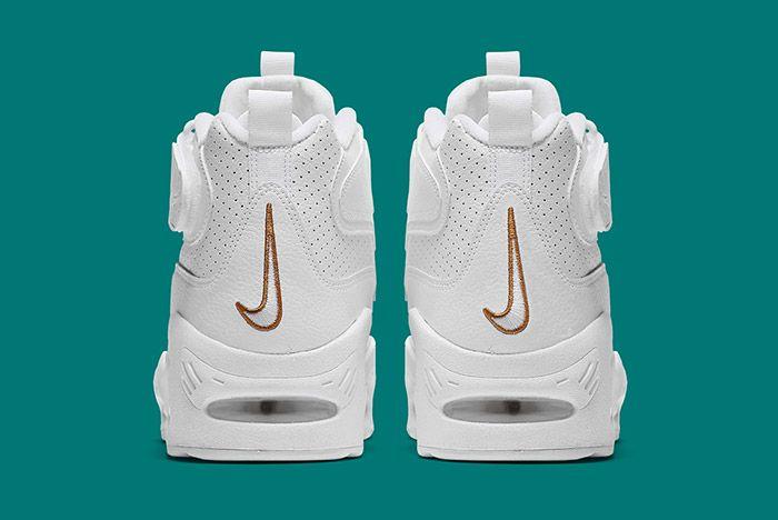 Nike Air Griffey Max 1 Triple White 2