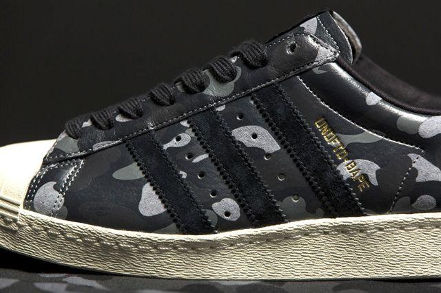 Bape X Undftd X Adidas Consortium Superstar 80 6