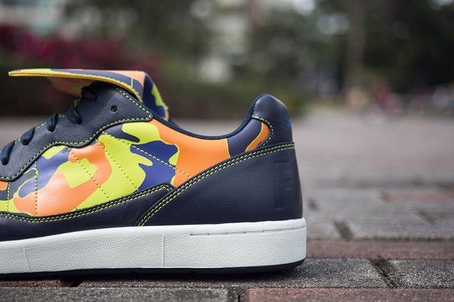 F C R B Nike Tiempo 94 Camo 10
