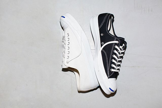Revolutionised Converse Jack Purcell