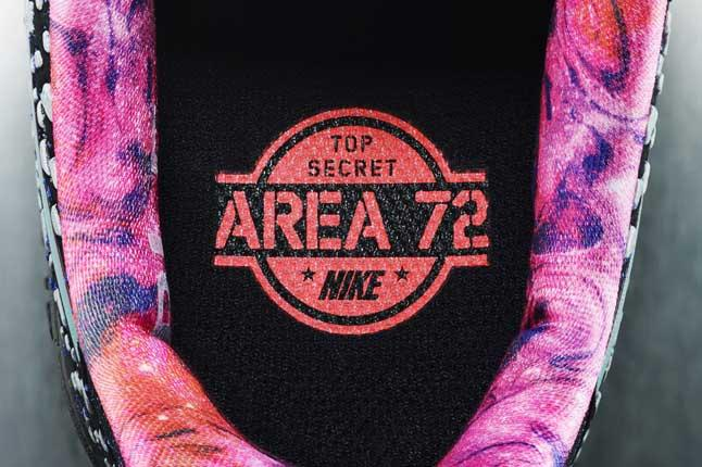 Nsw Area72 Collection Topsecret Insole Stamp 1