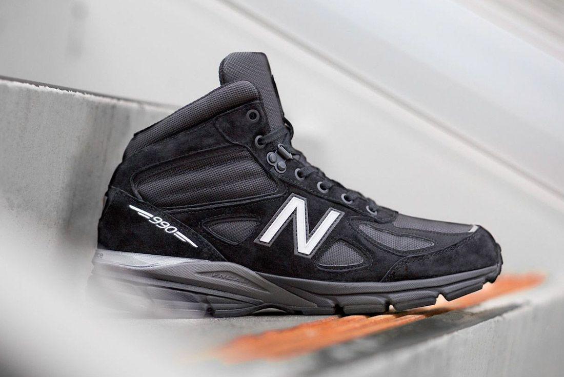 New Balance 990 V4 Mid3