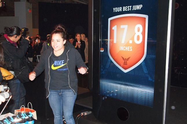 Nike Plus Training Bestjump 1