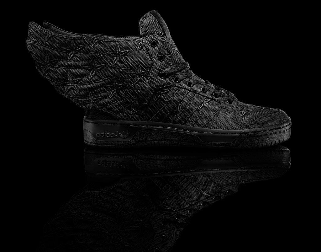 Asap Rocky Jeremy Scott Adidas Originals Js Wings 2 Black Flag Official 11