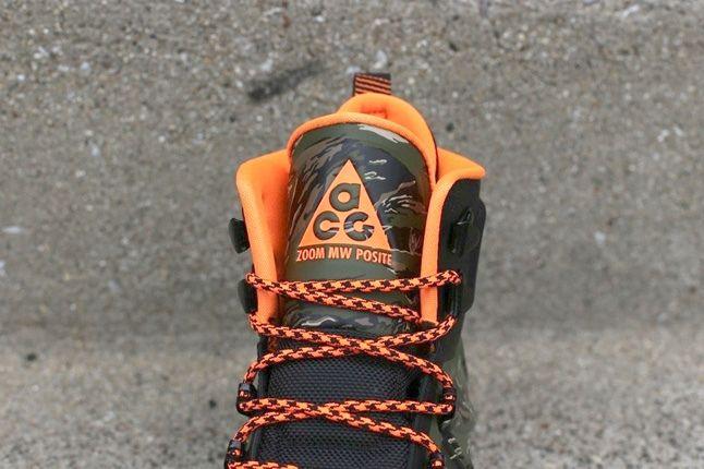 Nike Acg Zoom Mw Posite Black Total Orange 2