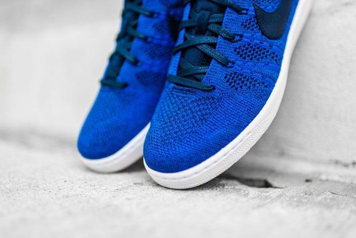 Nike Tennis Classic Ultra Flyknit Blue 2
