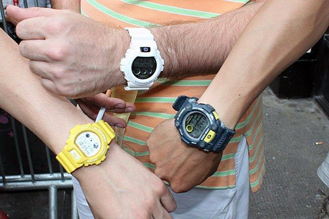 G Shock East London Store Opening 44 1