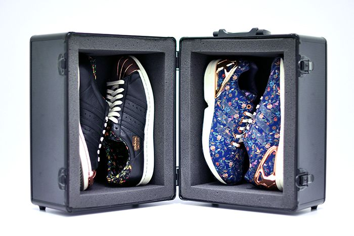 Limited Edt X Adidas Consortium Superstar 80 V Zx Flux8
