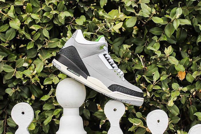 Air Jordan 3 Chlrophyll Jd Sports Sneaker Freaker4