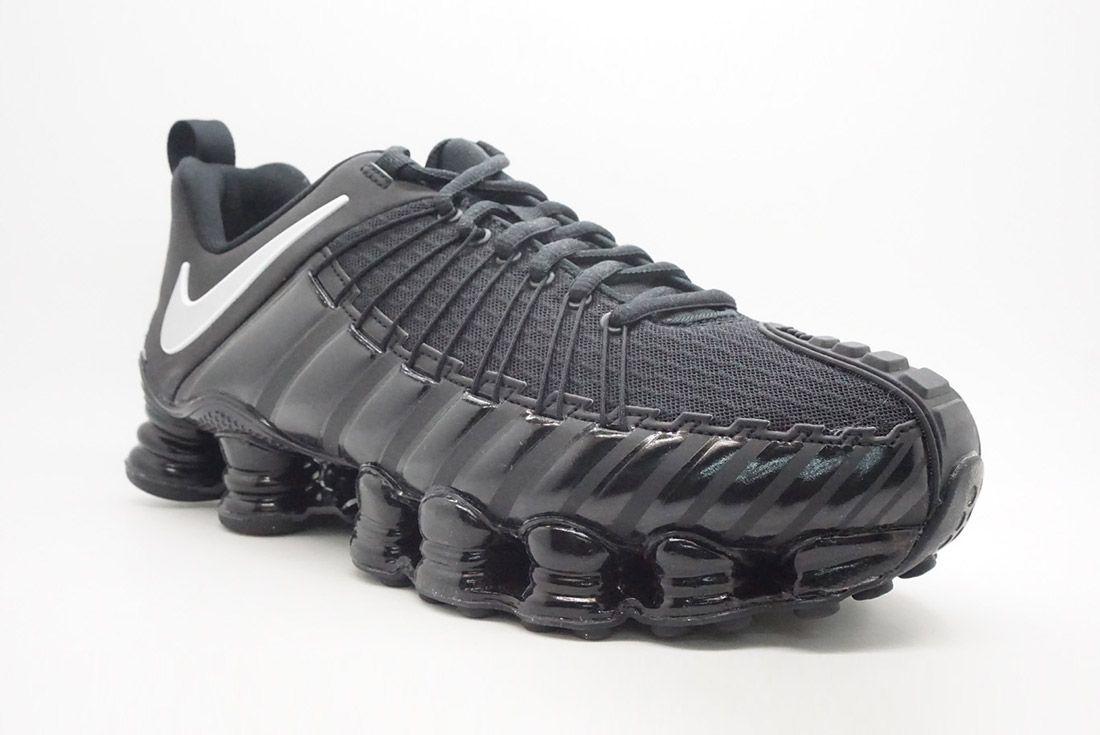Material Matters Nike Shox Big 4