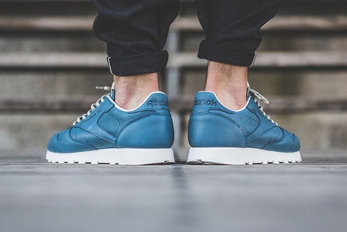 Reebok Classic Leather Eco Botanical Blue 2