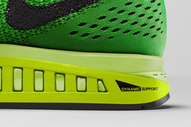 Nike Air Zoom Structure 19 Lime Green 8