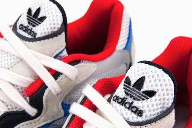 Adidas Originals Temper Run Red White Blue 4