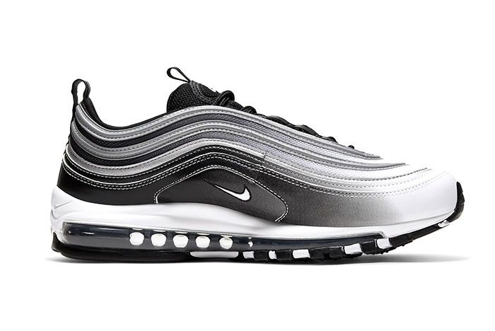Nike Air Max 97 Faded Black Reflective Silver White 921826 016 Release Information5