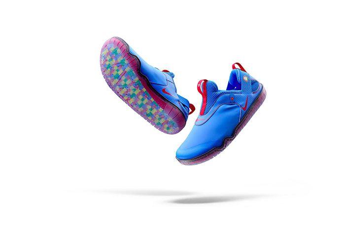 Nike Air Zoom Pulse Doernbecher Blue