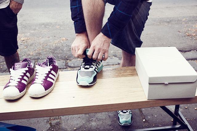 Sneaker Freaker Adidas Torsion Integral S Launch 16