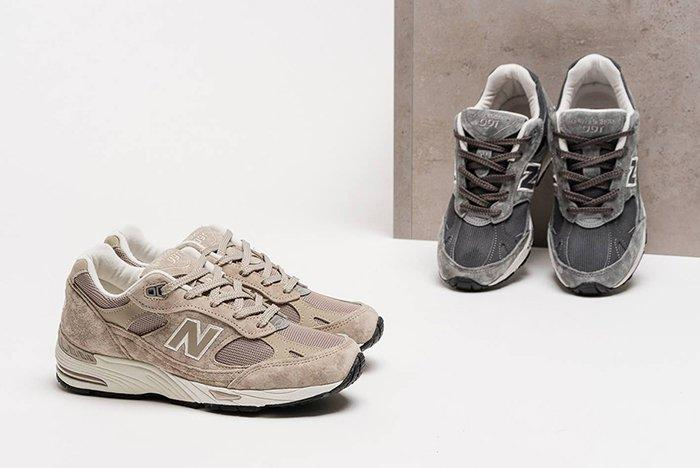 New Balance 991 Fall 2017 Tan Grey 1 1