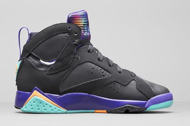 Air Jordan 7 Court Purple 2