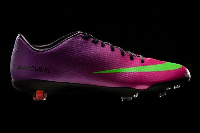 Nike Mercurial Ix Fireberry Side 1