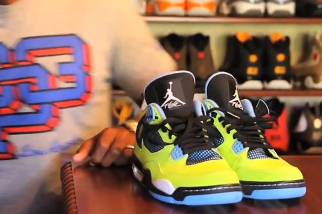 Chris Paul Air Jordan Vault Tour Thumb