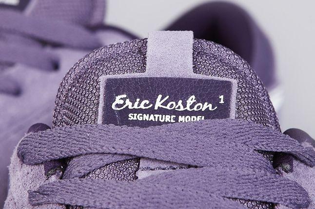 Nike Sb Eric Koston One Canyon Purple Tongue Detail 1