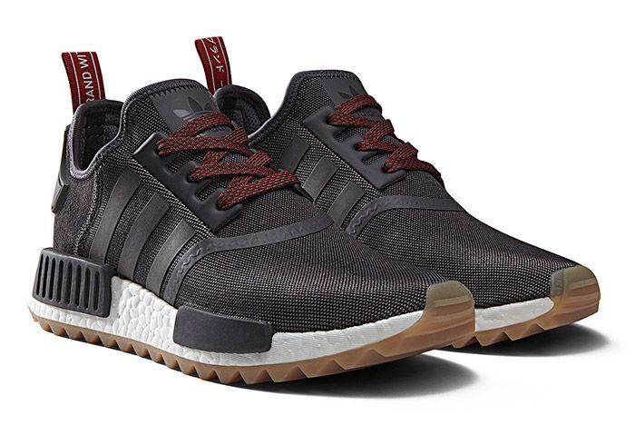 Adidas Nmd R1 Trail Womens Brown 1
