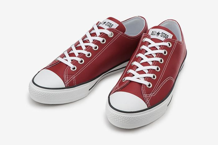 Converse All Star Low Golf Red Pair