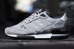 Adidas Zx750 Solid Grey Thumb
