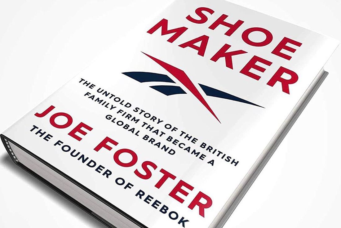 Joe Foster Reebok Founder Book