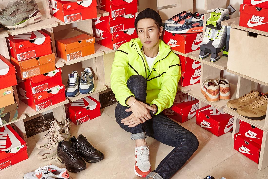 Hae Jin Park Sneaker Collection