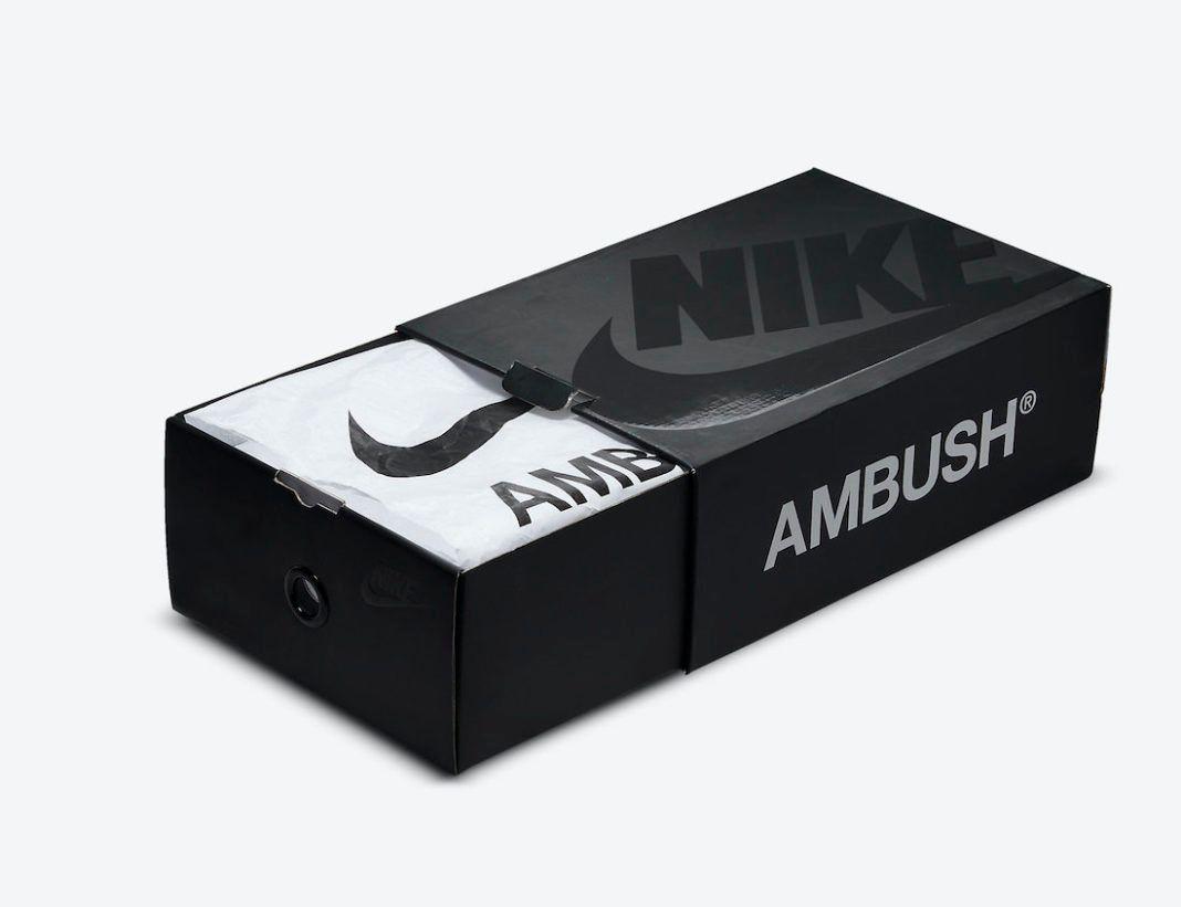 AMBUSH x Nike Dunk High 'Deep Royal' official pics