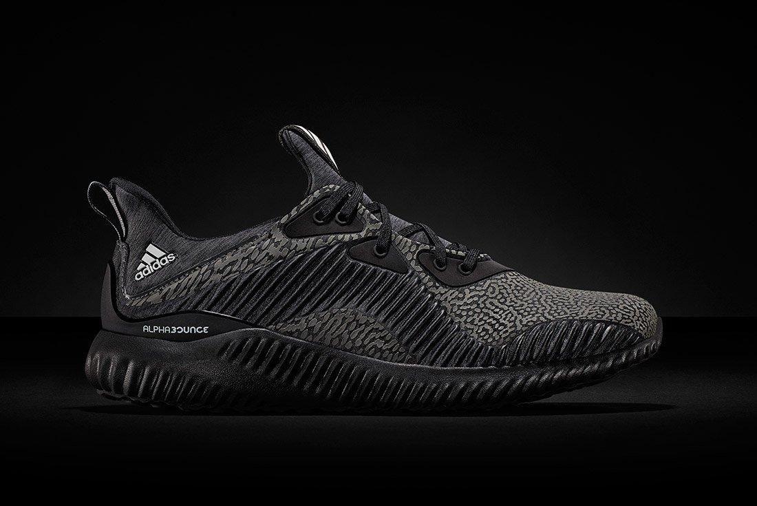 Adidas Alphabounce Reflective 9
