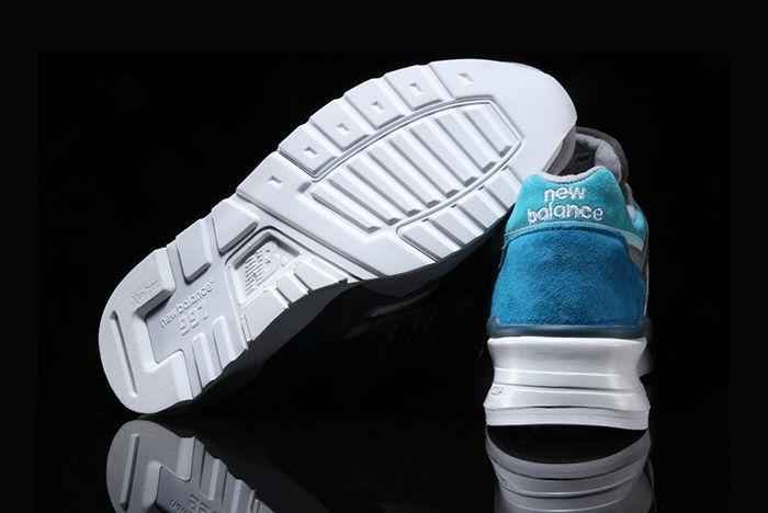 New Balance 997 Grey Blue Spectrum 5