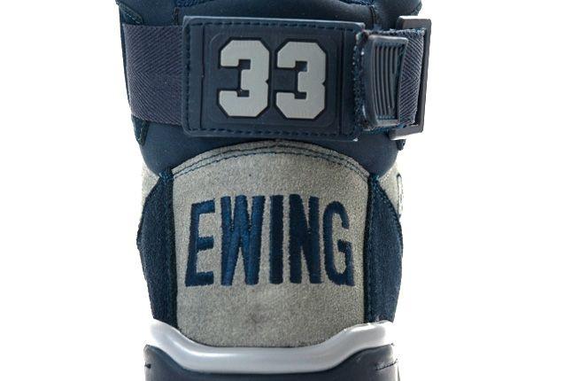 Ewing Athletics 33 Hi Georgetown Heel 1