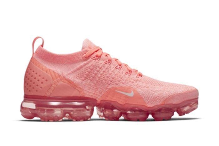 3 Nike Air Vapormax 2 Coral Sneaker Freaker