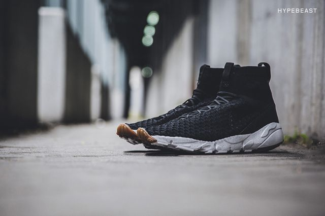 Nike Air Footscape Magista Sp Black