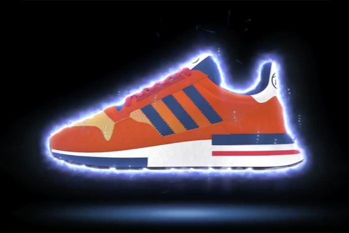 Dragon Ball Z X Adidas Zx 500 1