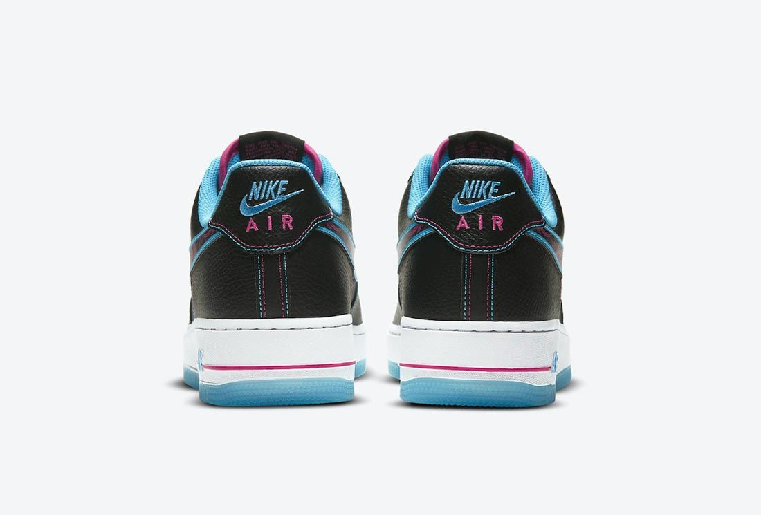 Nike Air Force 1 'Miami Nights'