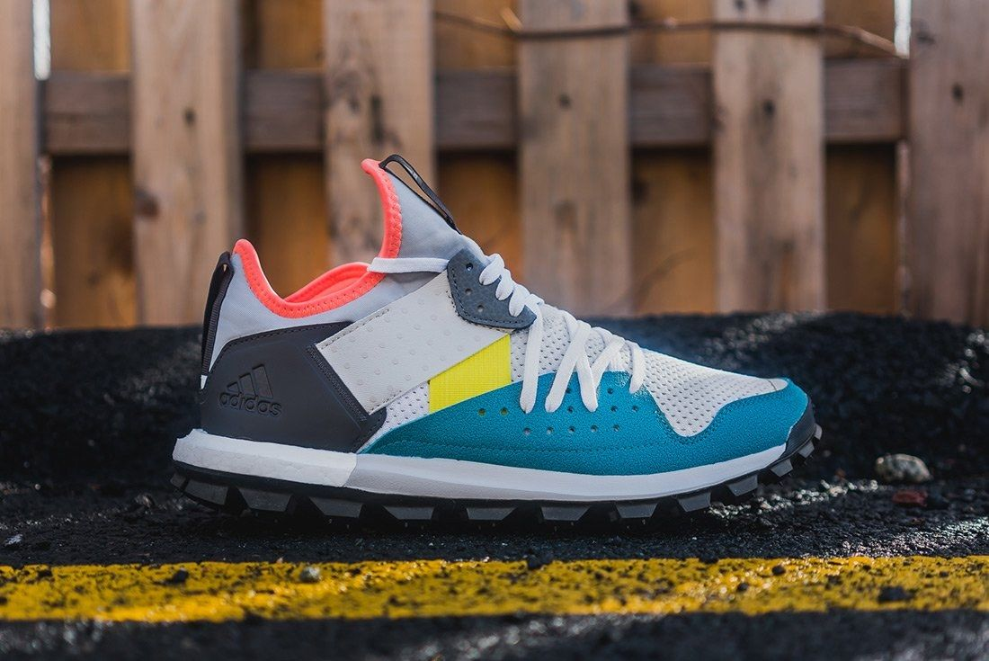Kolor X Adidas Ss17 Response Tr Pack9