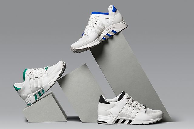 Adidas Originals Eqt Running Support White Pack 1