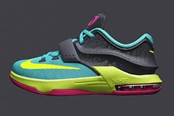 Nike Unveil Kd7 Kids Carnival Collection Thumb1