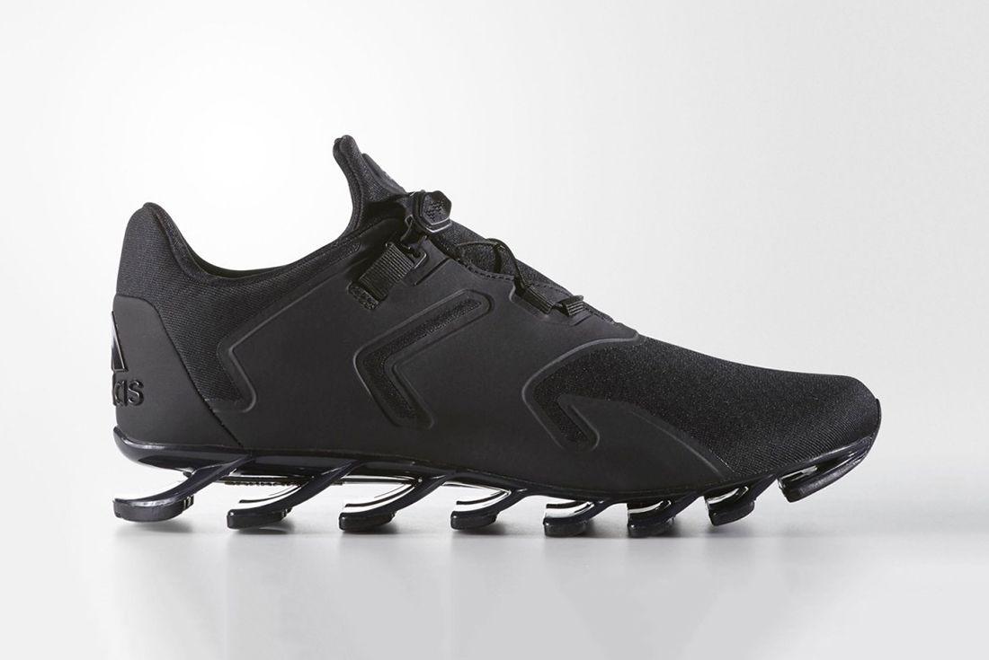 Adidas Springblade Triple Black