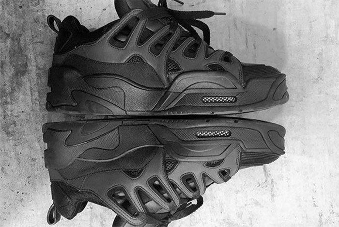 Asap Rocky Under Armour Shoe 1