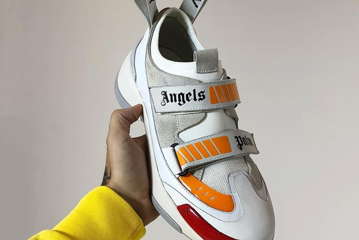 Palm Angels New Sneaker